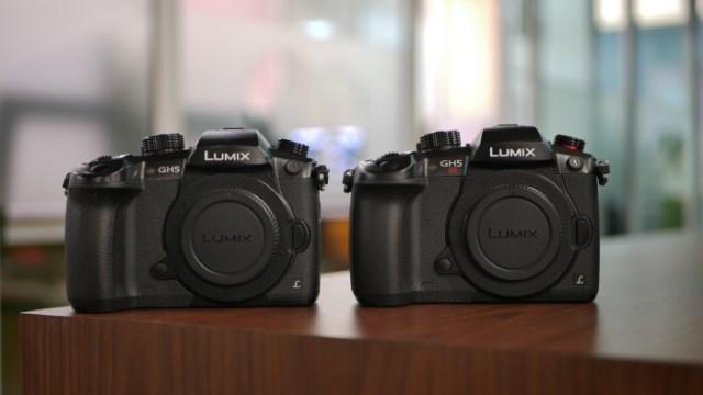 LUMIX GH5 v LUMIX GH5S Features 2