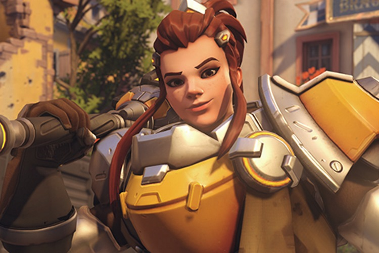 brigitte lindholm is the newest character in overwatch