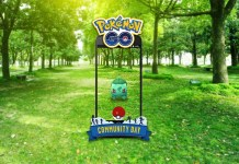 Pokemon Go Community Day March