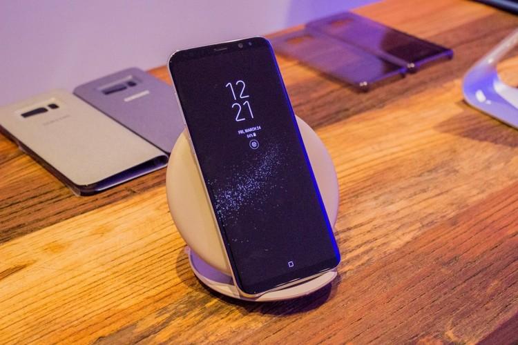 samsung galaxy s9 wireless changer