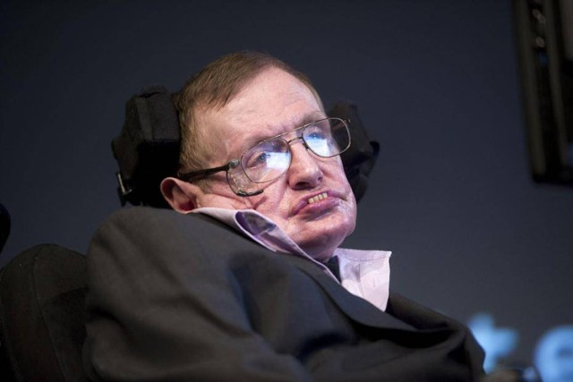 Physicist Stephen Hawking Has Passed Away; Aged 76