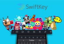 SwiftKey Keyboard Update With New Toolbar, Editable Stickers, and More
