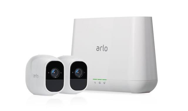 11. Arlo Pro 2 by NETGEAR Home Security Camera System
