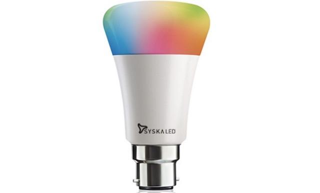 2. Syska SmartLight 7W LED Bulb