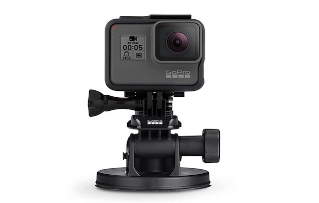 5. GoPro Suction Cup