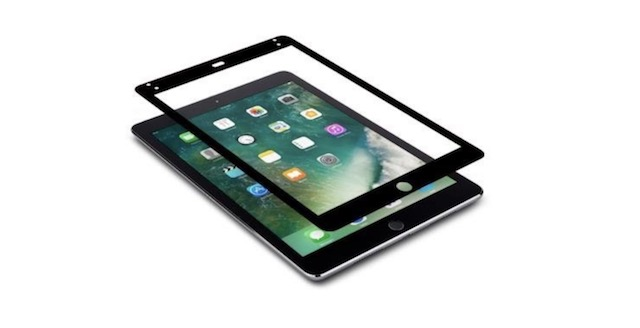 7. Moshi iVisor Screen Protector for iPad 2018