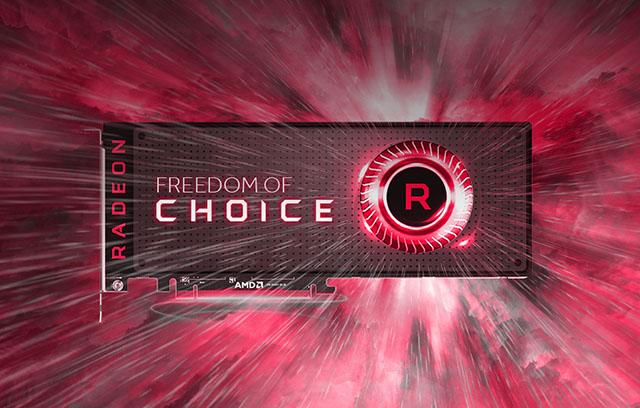 AMD Radeon Freedom of Choice