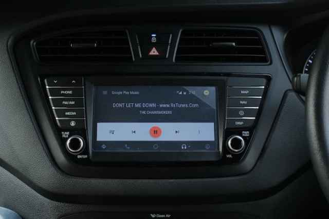 Android Auto music