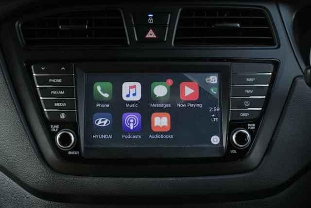 Appel CarPlay Notications