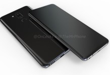 LG G7 Featured Render