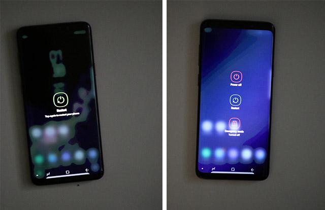 Samsung Galaxy S9 Black Crush