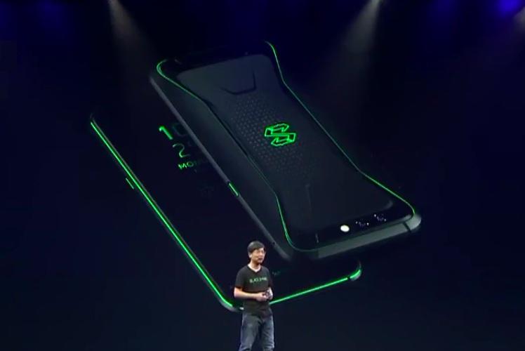 Xiaomi Launches Black Shark Gaming Phone Snapdragon 845