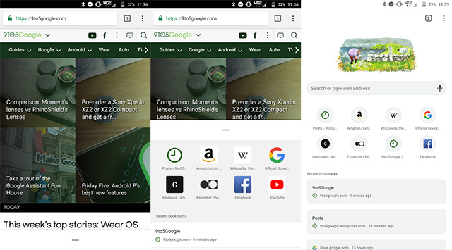 Chrome 66 For Android Released With Autoplay Blocking, Rounded Material Design