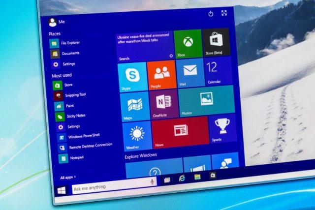 microsoft windows 10 lean