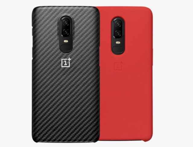 1. OnePlus 6 Dual Protection Bundle