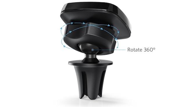 15. Anker Air Vent Magnetic Car Mount