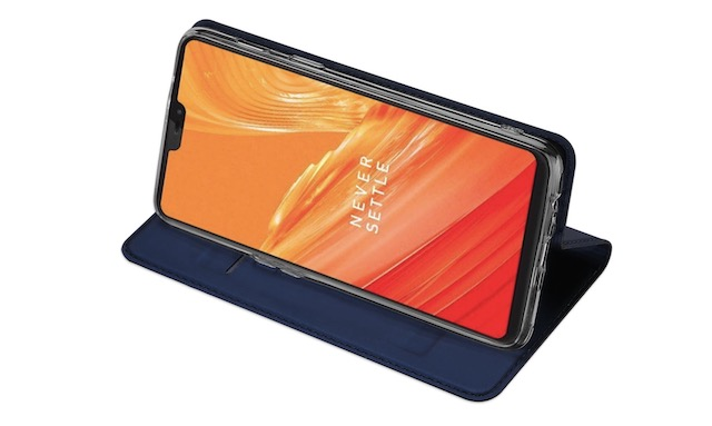 5. DUX DUCIS Layered Dandy Case for OnePlus 6