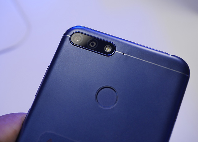 Honor 7A Hands On: Dual Camera, Android Oreo Under a Budget