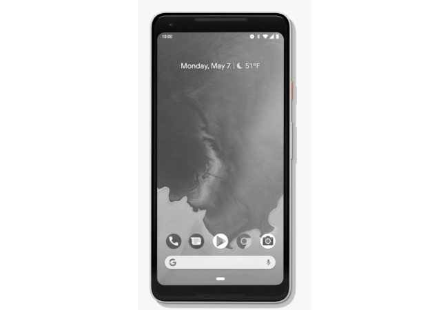 Android P wind down mode