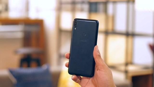 Asus ZenFone Max Pro Review Back