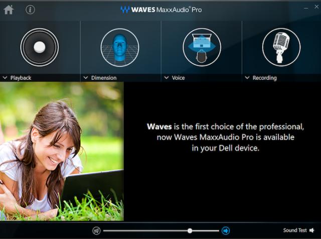 Dell Wave Max Pro Audio