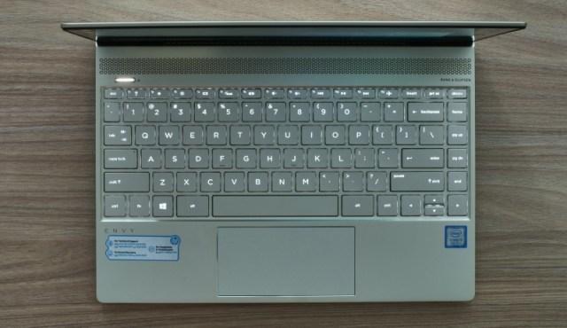 HP Envy 13-ad125TU Keyboard