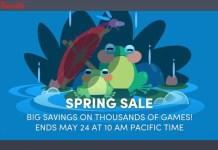 Humble Bundle Spring Sale