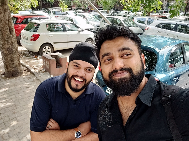 OnePlus 6 Review Front Camera (3)