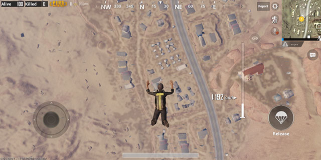 PUBG Mobile Desert Map 2