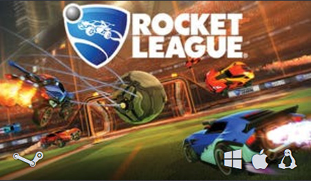 Rocket League Humble Bundle