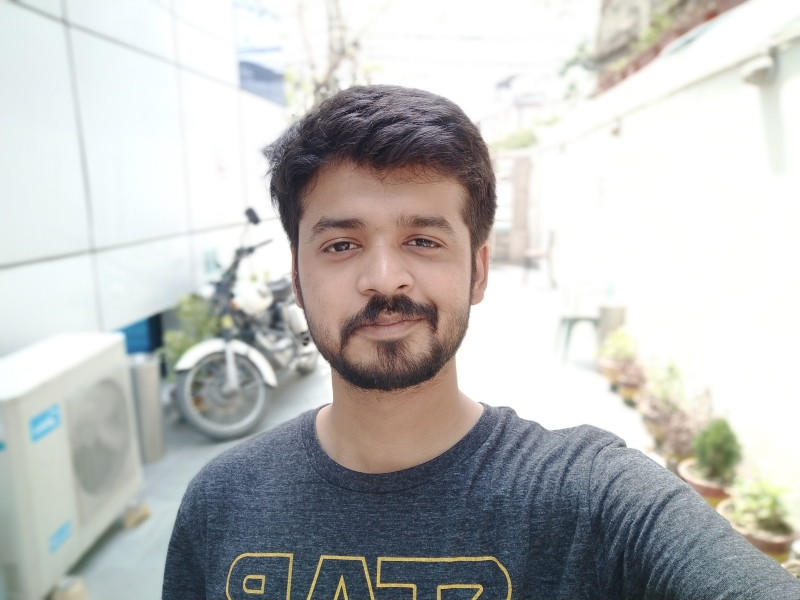 Vivo X21 Selfie Samples 2