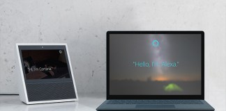 Cortana Talks to Alexa at the Microsoft Build 2018 Developers' Conference