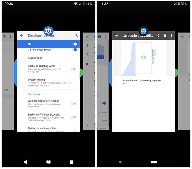 2nd Android P Developer Preview Leak Flaunts New Navigation Bar Gestures