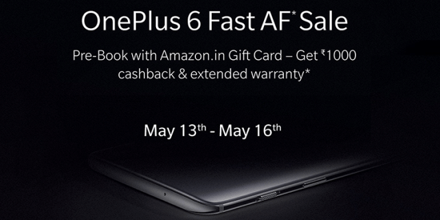 How the OnePlus 6 'Fast AF' Offer Works