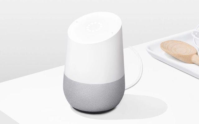 4. Google Home