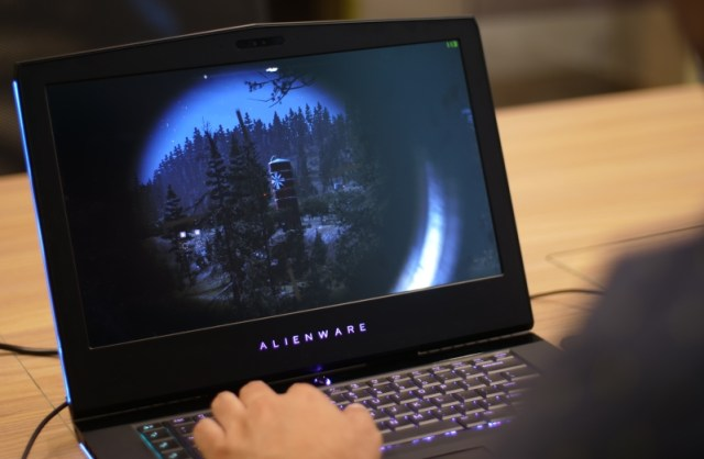 Alienware 15 R3 Gaming Performance 1