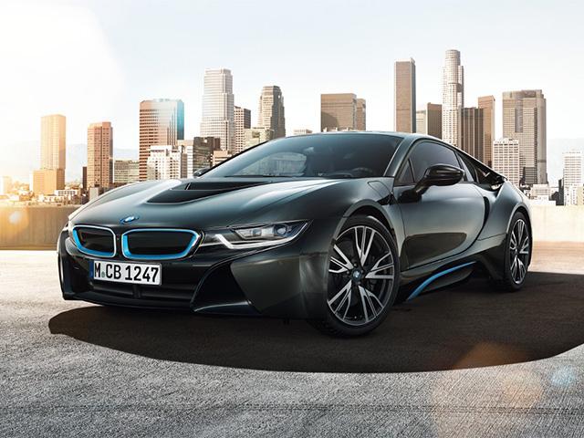 BMW i8 Electric Cars