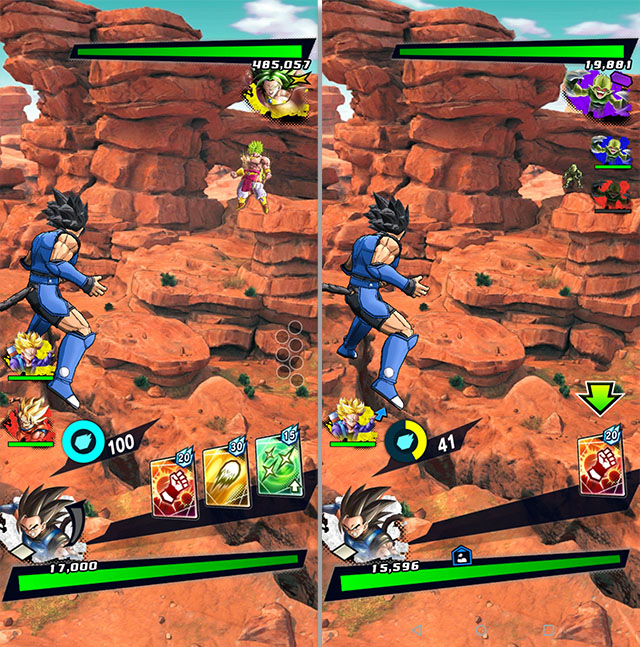 Dragon Ball Legends Android Games