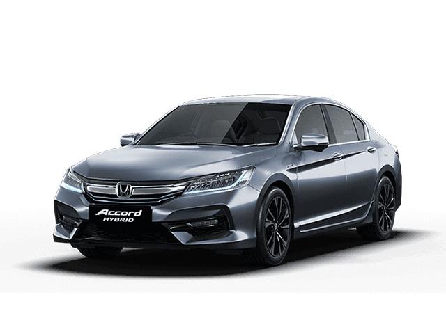 Electric Cars Accord Hybrid