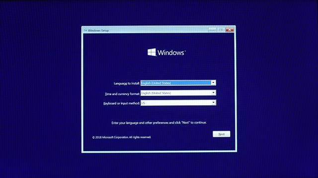 Instalar Windows 10 5