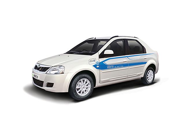 Electric Cars Mahindra eVerito