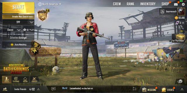 pubg mobile update