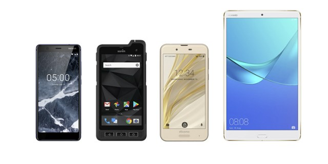 Google Announced 17 New Devices Recommended for Enterprise Use