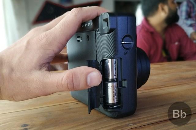 Fujifilm instax SQUARE SQ6 Hands On