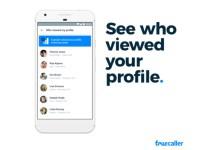 truecaller profile viewed