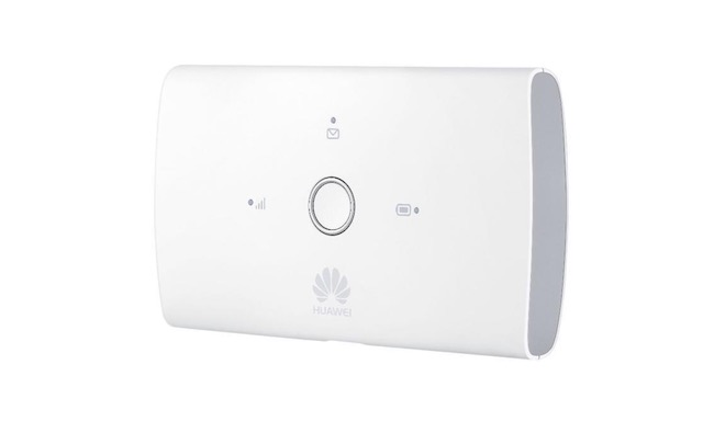 4. Huawei E5673s 4G Mobile Wi-Fi Router