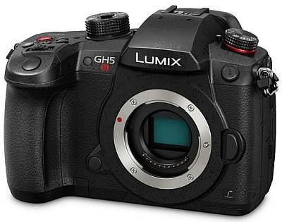 Panasonic GH5S 4K Shooting cameras