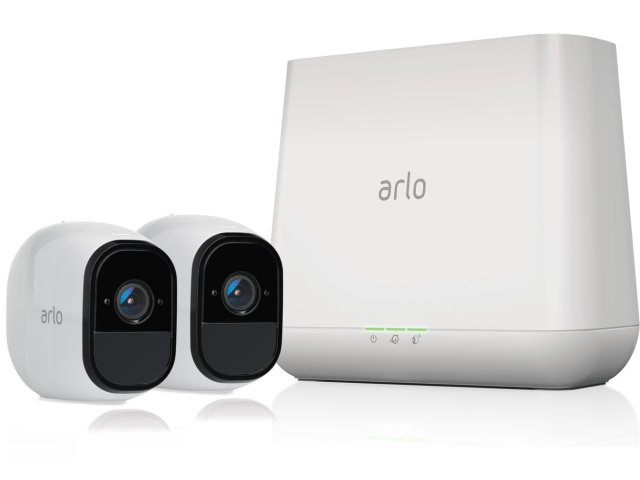 Netgear Arlo Pro google home