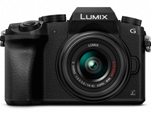 Panasonic Lumix G7 4K Shooting cameras