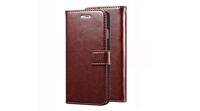 8. Js Wallet Case Cover for Asus Zenfone 5Z